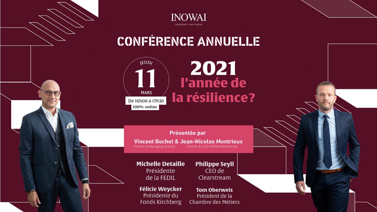 Image de Conférence INOWAI 11 mars 2021 : les inscriptions sont ouvertes
