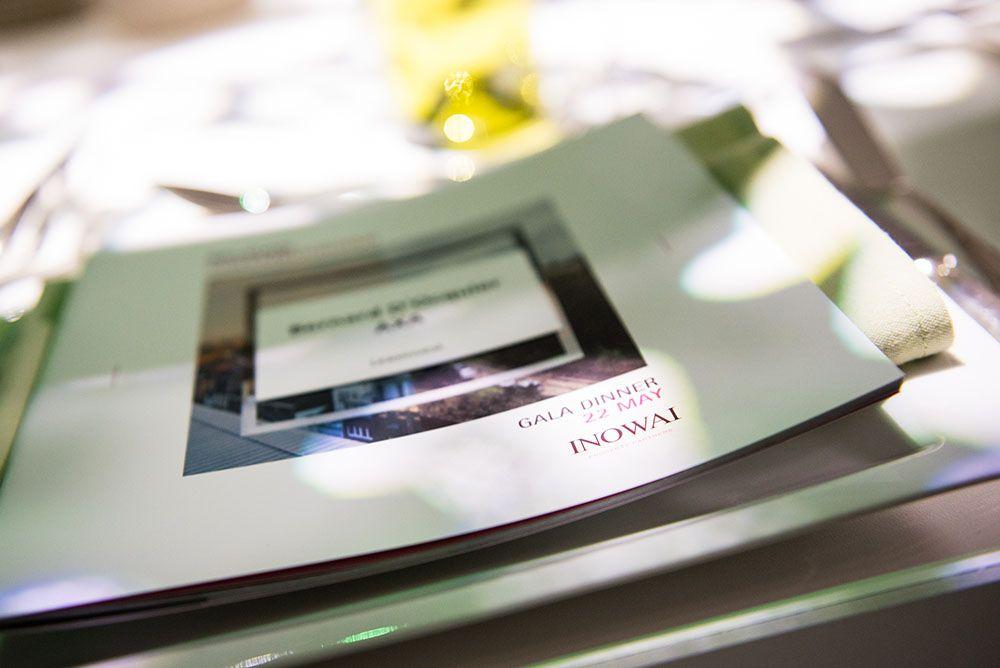 Belgian Luxembourgish Gala Dinner by INOWAI