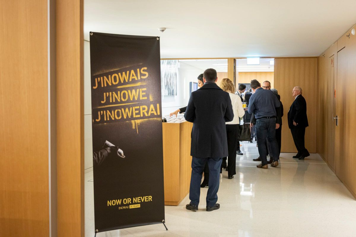 Conférence Annuelle 2020 by INOWAI