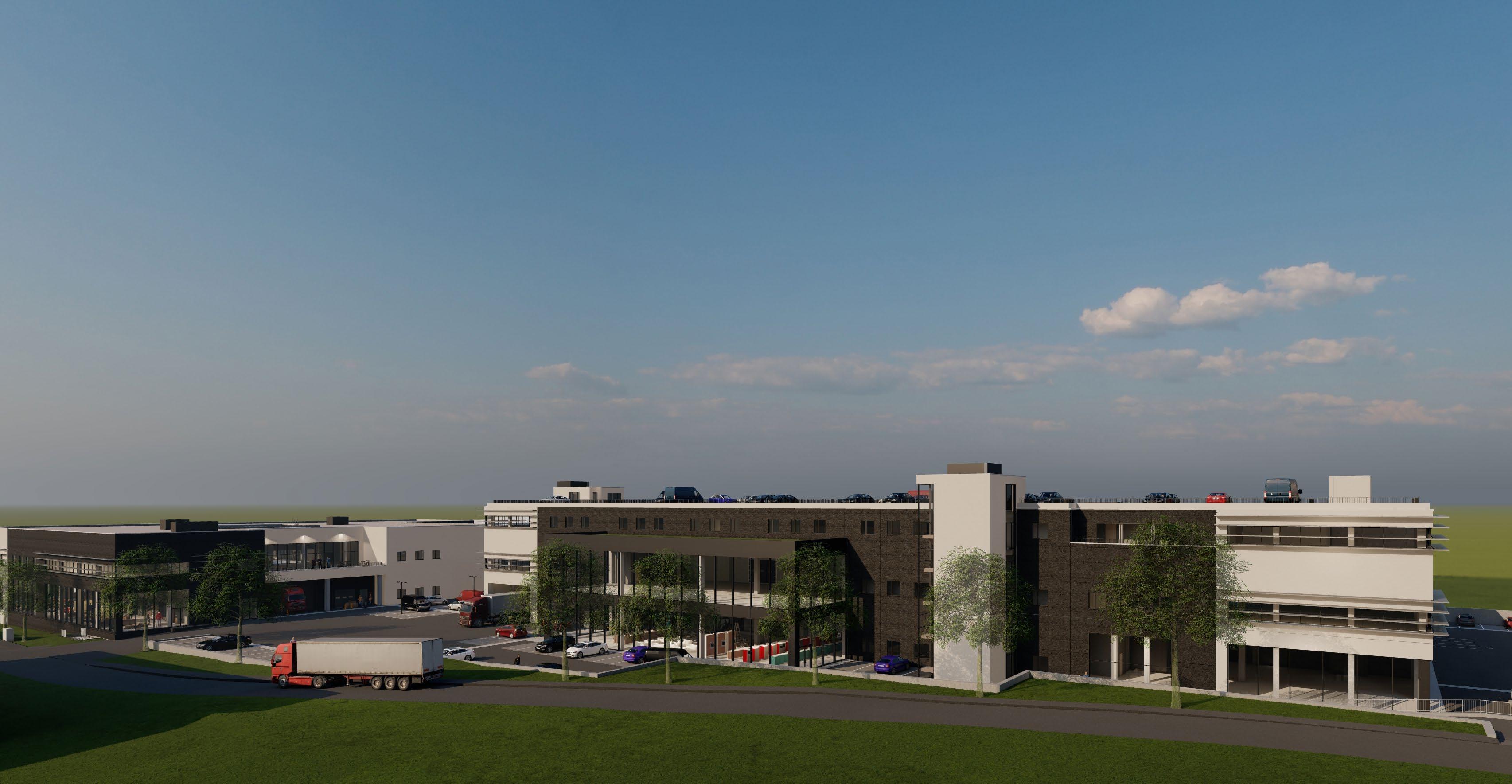 Image de Projet immobilier « Grand Cap », le défi lancé par Composia Real Estate à Capellen