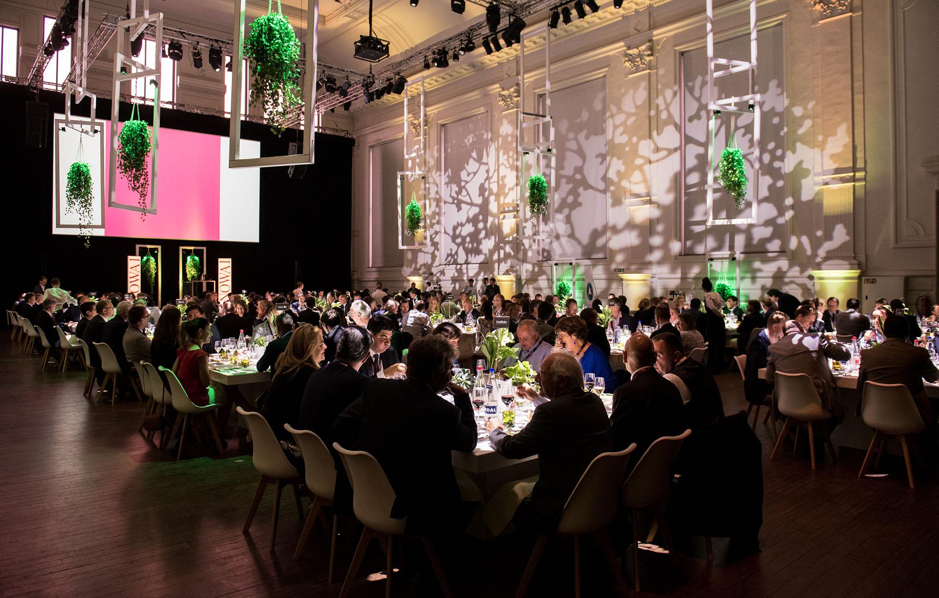 Image de Belgian Luxembourgish Gala Dinner by INOWAI