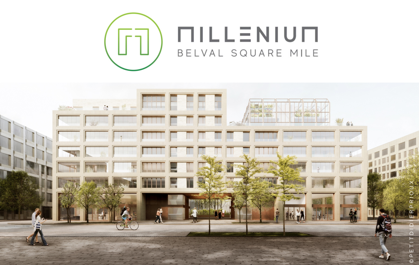 Image de MILLENIUM, a new way of living