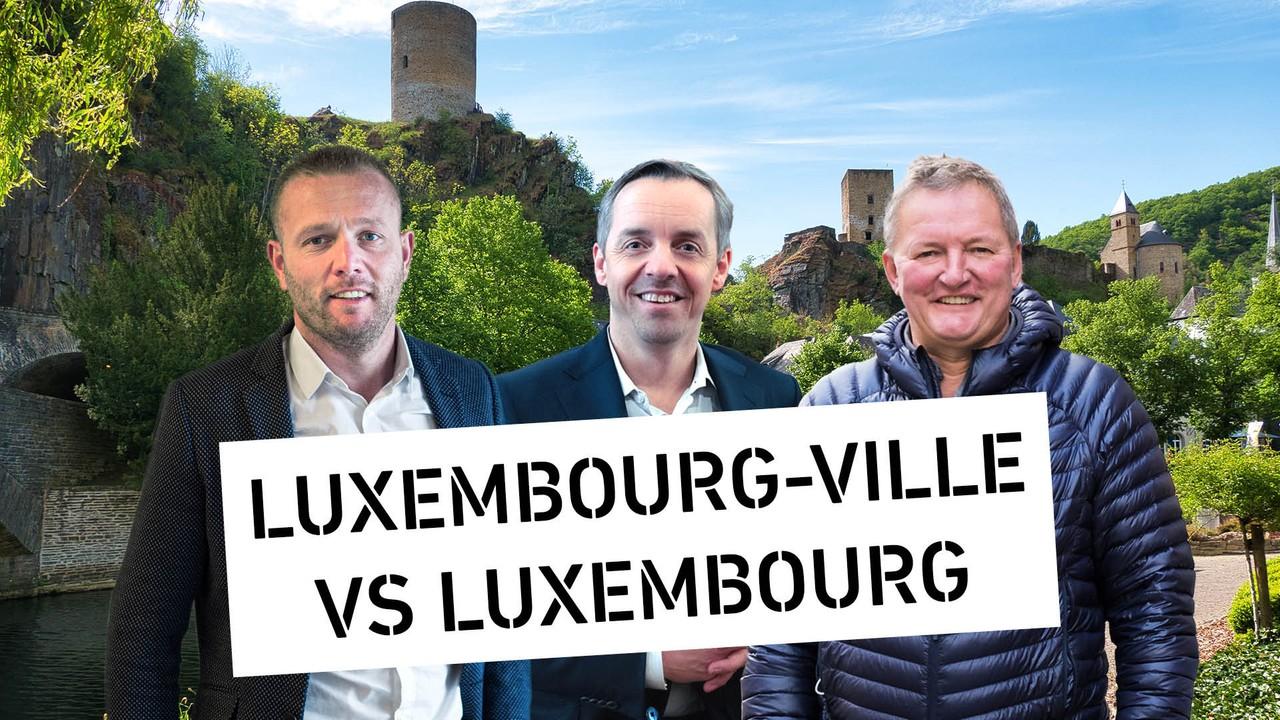 Image de Le Luxembourg, bien plus qu'une capitale