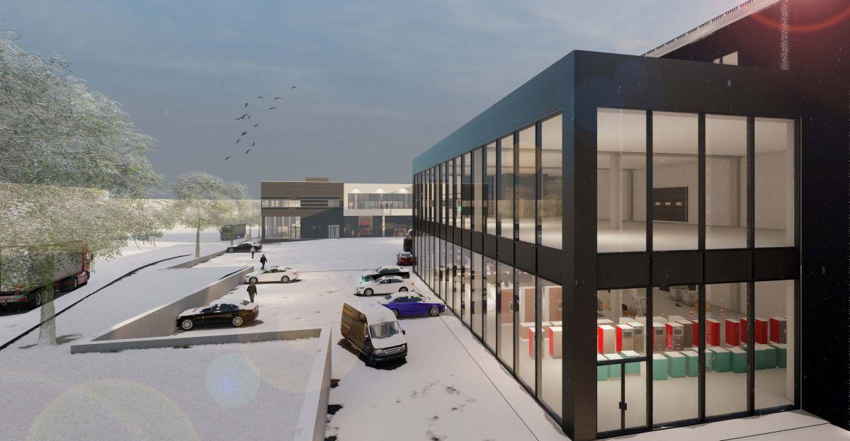 Projet immobilier « Grand Cap », le défi lancé par Composia Real Estate à Capellen