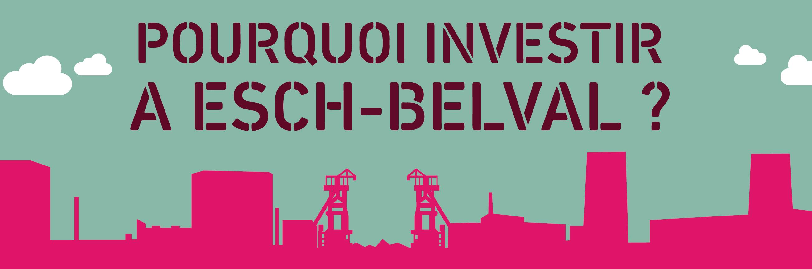 Image de Pourquoi investir à Esch-Beval ?
